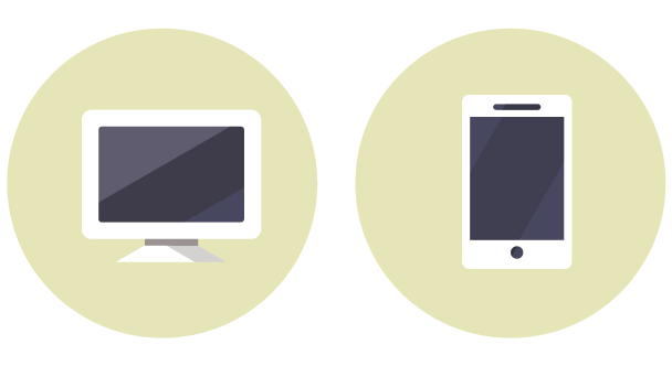 emailing desktop mobile