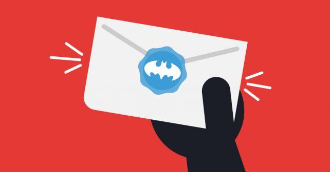 expéditeur email