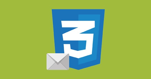 css3 emailing