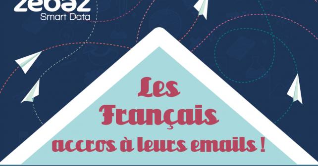 Les français accros à leurs emails