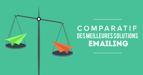 comparatif solutions emailing