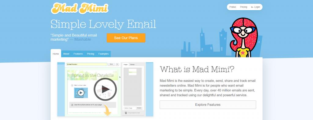 mad mimi est un petit logiciel de mailing